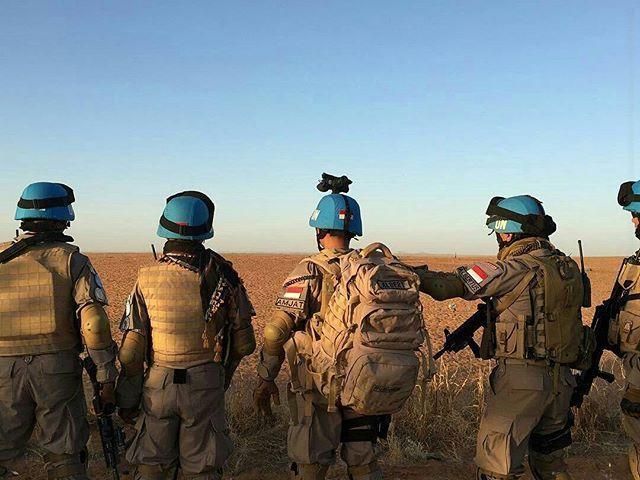 Personel FPU Segera Dipulangkan dari Sudan