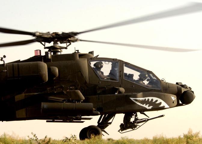 Penerbad Terima Tiga Unit Apache pada Bulan Novenber Tahun Ini