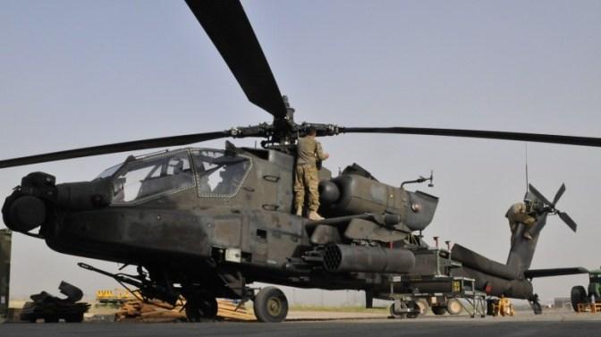 Kontrak Penyediaan Tim TAFT Untuk Mendukung Operasional AH-64E TNI AD