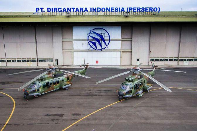 Penambahan Alutsista TNI AU pada Renstra Ke-2 Tahun 2015-2019