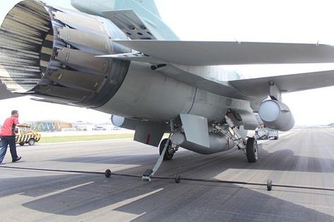 F-16 di RSN (Lanud RSN) 1E