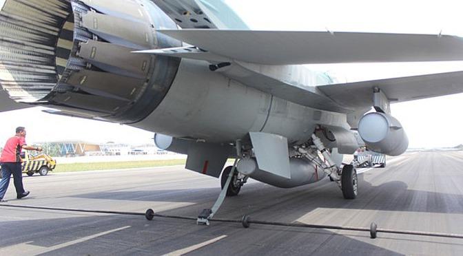 Lanud RSN Ajukan Penambahan Persenjataan Modern