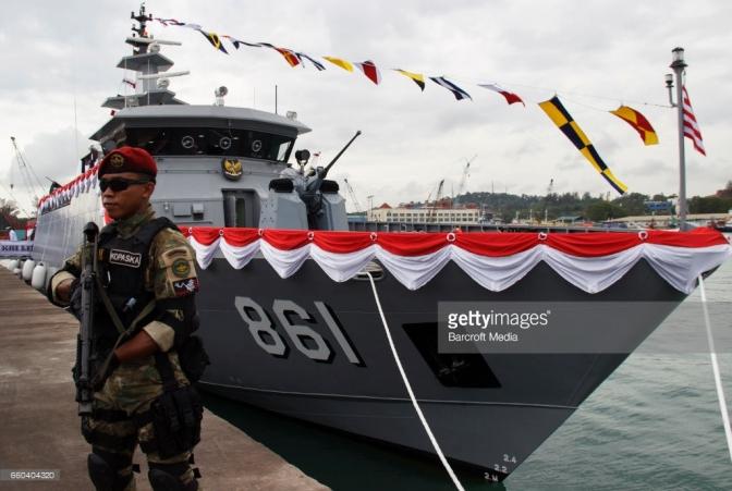 TNI AL Targetkan Miliki 42 Unit PC-40
