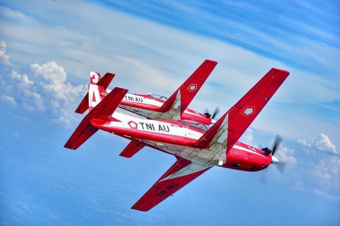 Sekbang TNI AU Akan Tambah Pesawat Latih Grob dan Wong Bee