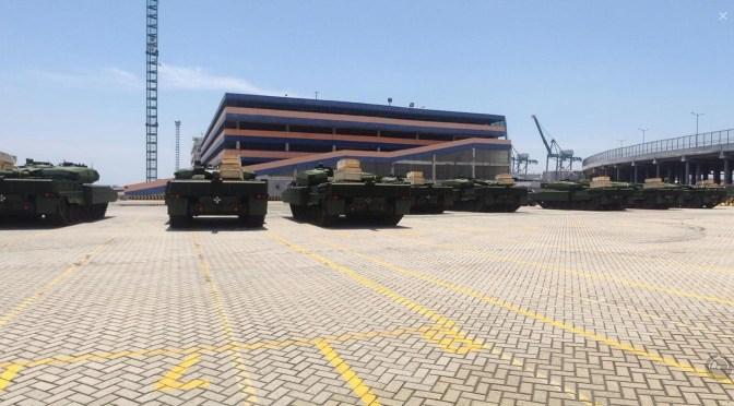 21 Unit Leopard 2 RI Terakhir
