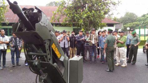 Mekatronik Mortir 81 (TNI AD)