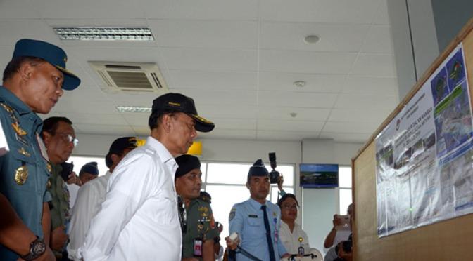 Kementerian Pertahanan Bangun Sarana dan Prasarana Pertahanan di Pulau Natuna
