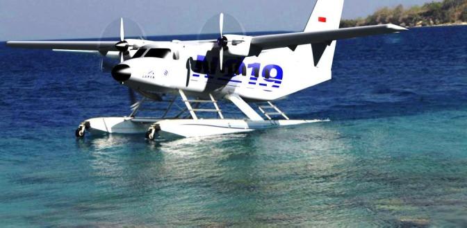 PT DI Akan Bangun N219 Amphibious Version