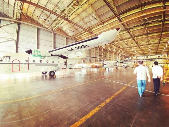 PT DI Akan Ekspor 11 Unit Pesawat Tahun Ini