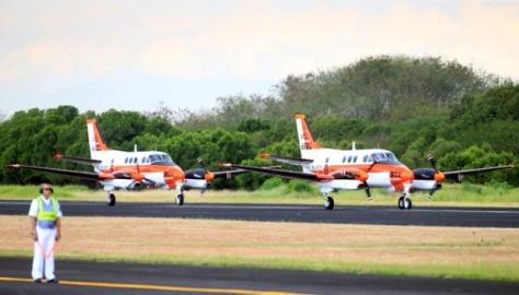 Pesawat intai TC-90 untuk Filipina (Reuters)