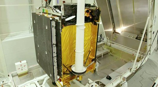 Satelit Militer, Ryamizard Ryacudu : Tidak Ada Masalah, Tinggal Uangnya
