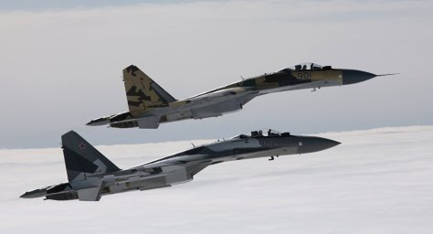 Su-35 9 (JSC Sukhoi Company)