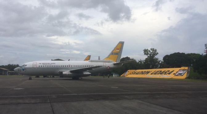 Boeing 737-200 'Camar Emas' Kini Didukung MX-20HD EO/IR