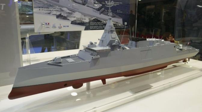 DCNS Tandatangani MoU untuk Memodernisasi Angkatan Laut Indonesia