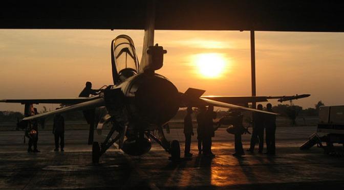TNI AU Perkuat Zona Identifikasi Pertahanan Udara (ADIZ)