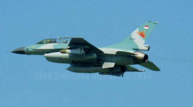 Permintaan MLU 10 Unit F-16 OCU Milik TNI AU