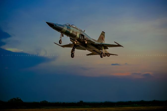 Skuadron 14 TNI AU Sudah Setahun Kosong