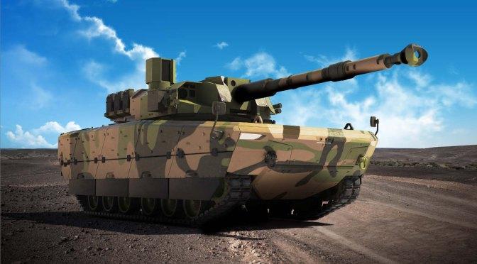 Pindad Akan Produksi 100 'Medium Tank' Pesanan Kemenhan