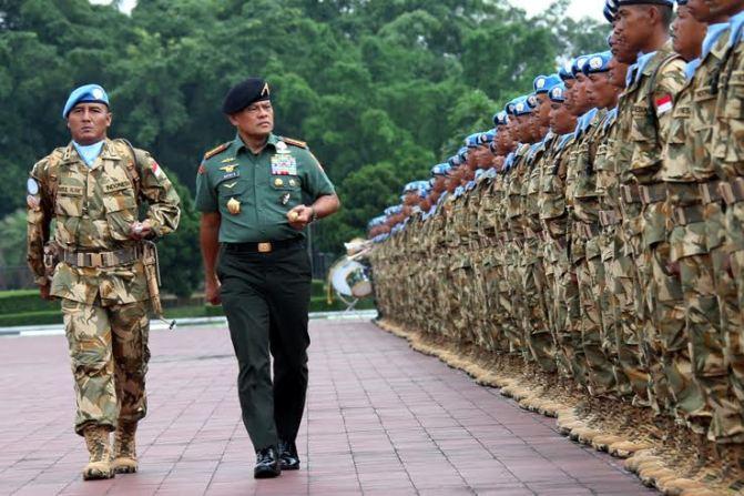 Panglima TNI Bakal Diganti?
