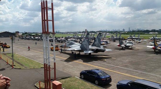 Modernisasi Alutsista TNI AU Tak Boleh Ditawar