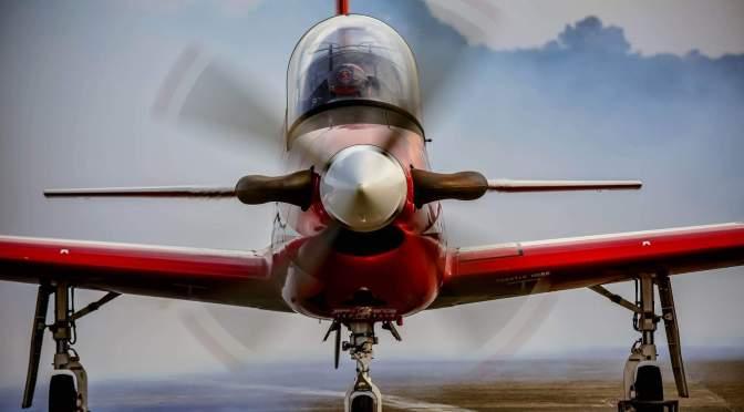 80 Pesawat Tempur akan Tampil di HUT TNI AU