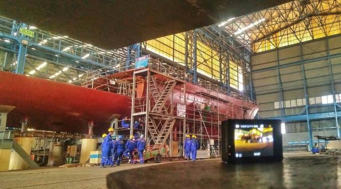 Progres Pembangunan KCR-60 M Batch #2 (foto) Part 2