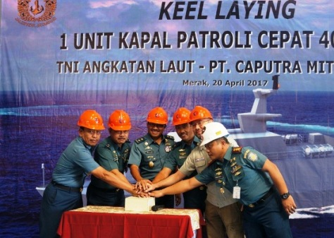 Keel Laying PC 40 M 20042017