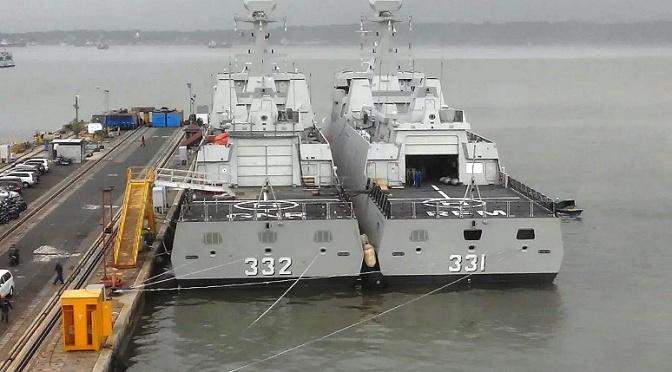 Pembekalan KPPK Cawak Kapal PKR – 2