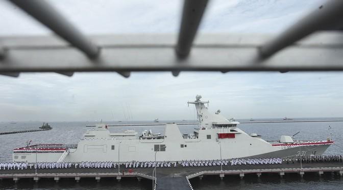 Fregat Baru TNI AL, KRI RE Martadinata-331
