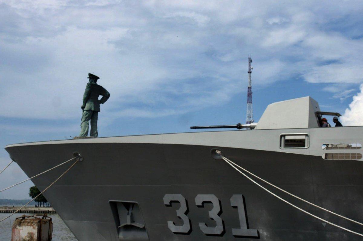 35 Kapal Perang dan 12 Pesawat TNI AL Siap Ramaikan HUT ke-72 TNI