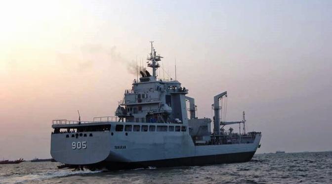 PT Batamec Bangun Kapal Tanker untuk TNI AL