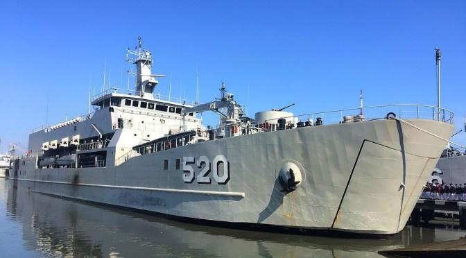 Indonesia Terima Tiga Unit LST 120 M pada 2018