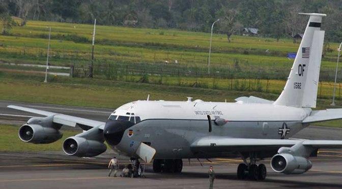 Pesawat Militer AS Mampu Deteksi Bahan Nuklir