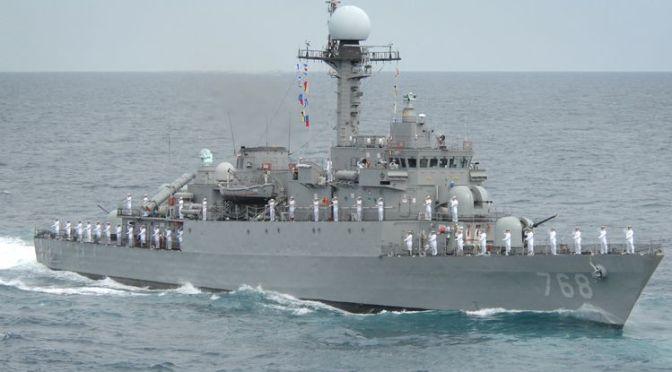 """Korea """"Jual"""" Kapal Perang ke Filipina Seharga 100 dolar"""