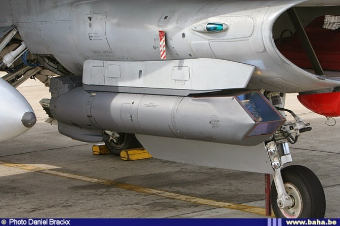 LM Akan Pasok 'Advanced Weapons Targeting System' F-16 Indonesia