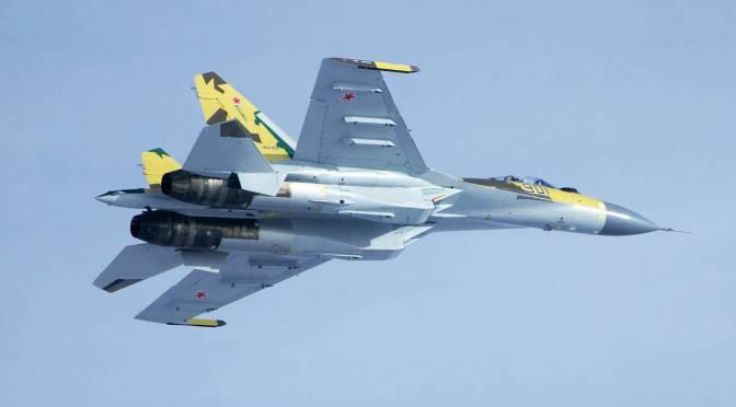 Imbal Beli Pengadaan Pesawat Tempur Su-35 Indonesia