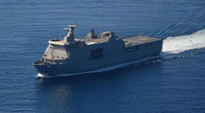 Tersandung Masalah, PT PAL Tetap Ekspor Kapal Perang ke Filipina