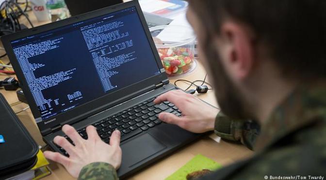 Jerman Luncurkan Pusat Komando Siber