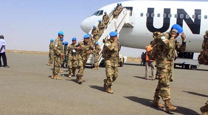800 Pasukan TNI Pemeliharaan Perdamaian Tiba di Sudan