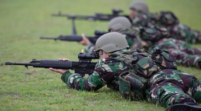 Senjata Pindad Kembali Kibarkan Nama Indonesia di Ajang Internasional