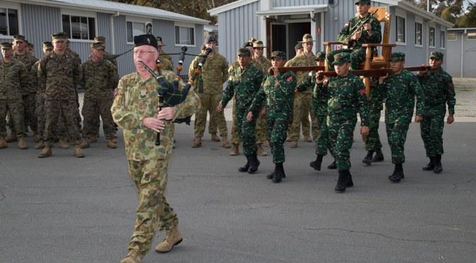 Cerita Serda Woli Hamsan Kalahkan Tentara Australia dengan Rumput