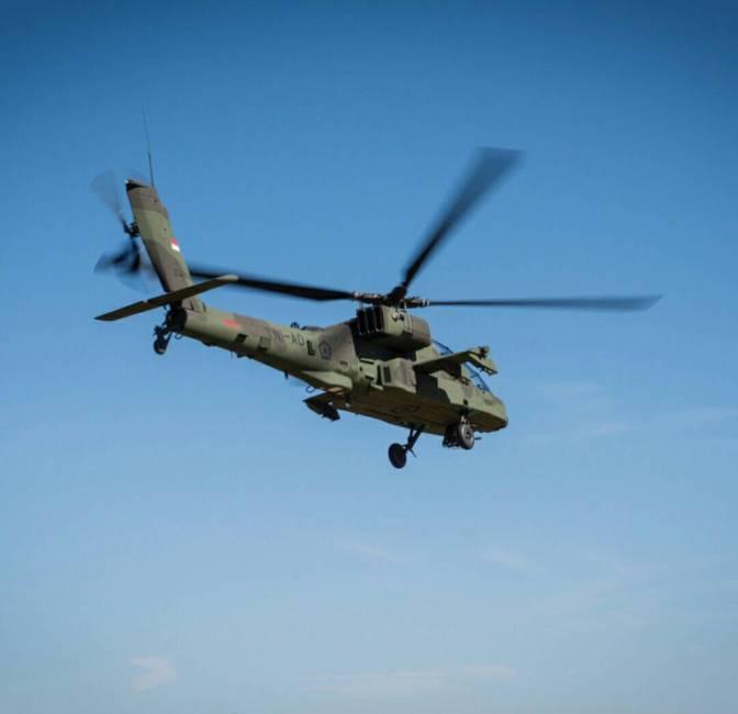 140 Unit Hellfire II Akan Lengkapi Kekuatan Apache Guardian TNI AD