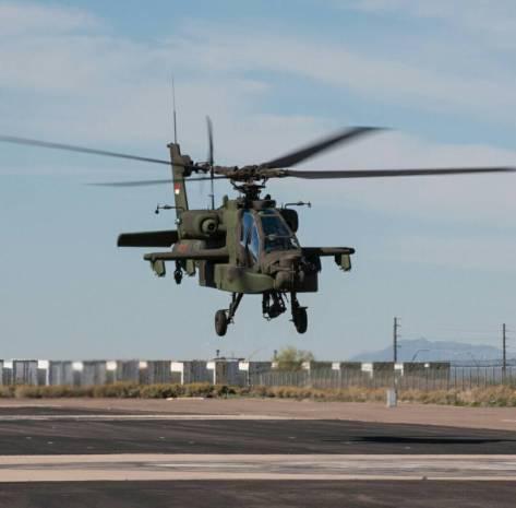 Apache TNI AD (Wayan Agus) OEM 2