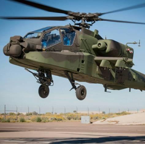 Apache TNI AD (Wayan Agus) OEM 3