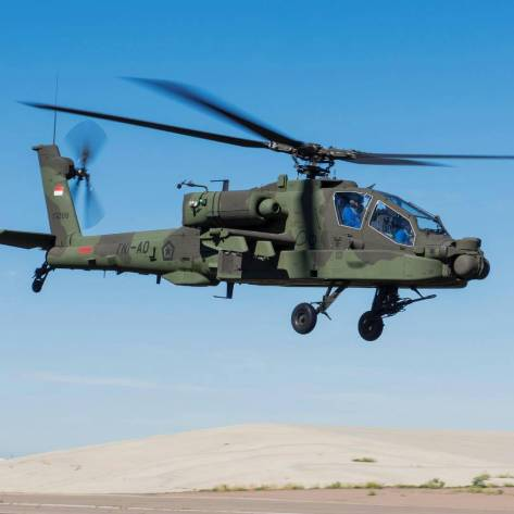 Apache TNI AD (Wayan Agus) OEM