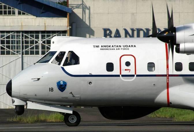 TNI AU Komitmen Kembangkan Industri Pertahanan