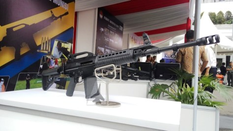 Dooper Weapons and Ammunition of PT Pindad.