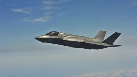 F-35 (Master Sgt. Donald R. Allen Released)