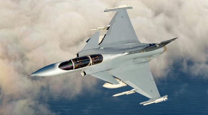 Saab : Sedang Dilakukan Negosiasi dengan Indonesia untuk 12 Gripen