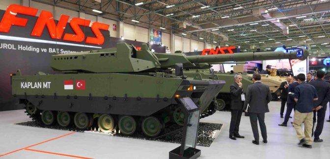 Pemerintah Indonesia Jajaki Pemesanan Medium Tank Terbaru PT Pindad